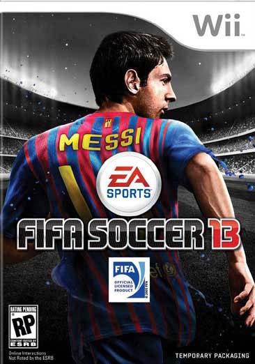 Wii - FIFA Soccer 13