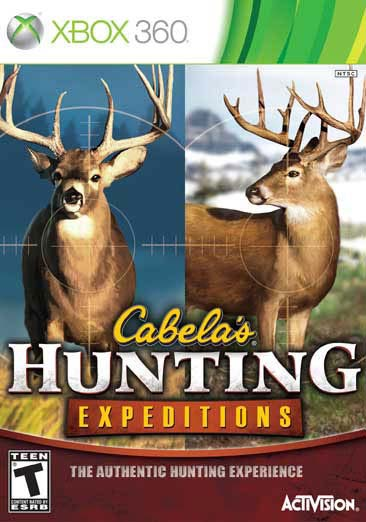 Xbox 360 - Cabelas Hunting Expedition