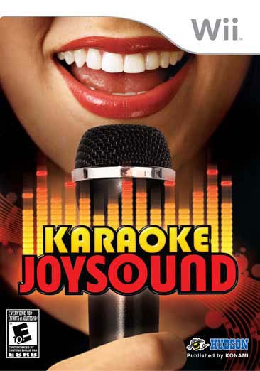 Wii - Karaoke Joysound