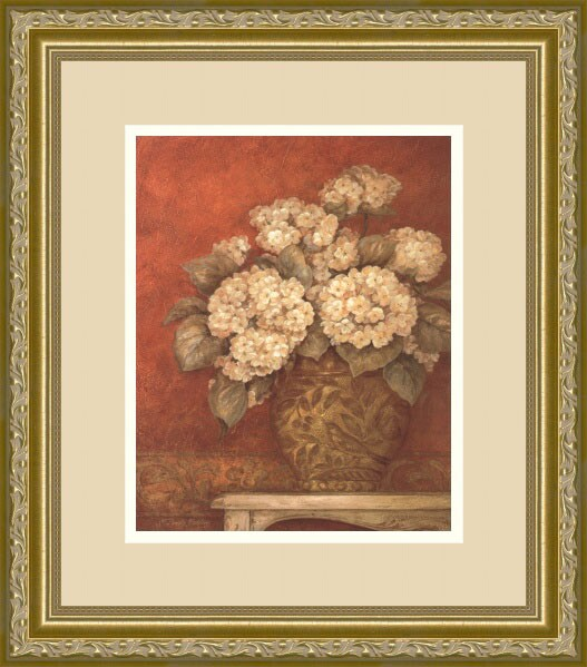 Pamela Gladding Villa Flora Hydrangeas - Mini