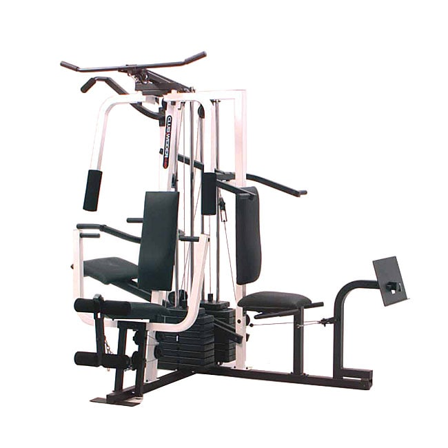 Club Weider 16 6st Home Gym System 10029934 Overstock