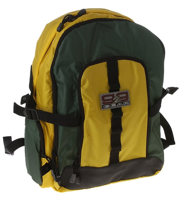 Audio Backpack with Built In Speakers and Amplifier