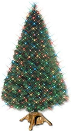 EZ Change Fiber Optic Christmas Tree (6 ft.)