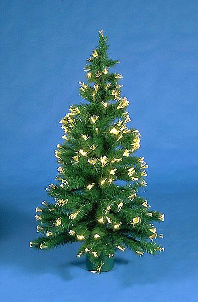 Fiber Optic Christmas Tree (3-ft.)