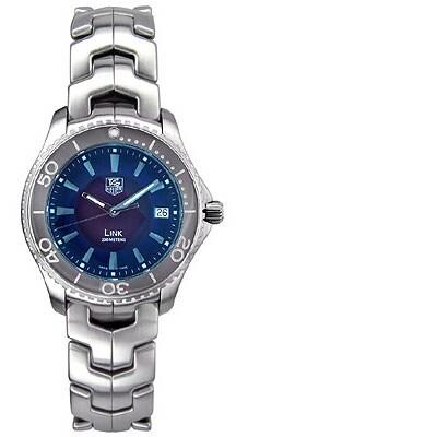 Tag Heuer Link Mens 200 Meter Stainless Steel Watch