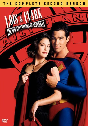 Lois & Clark: The Complete Second Season (DVD)