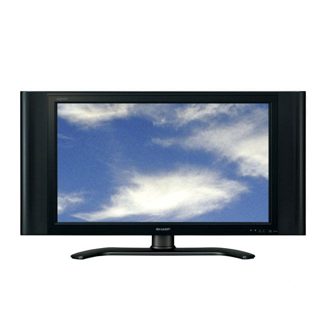 Sharp 32D4U — LC — 32» LCD TV