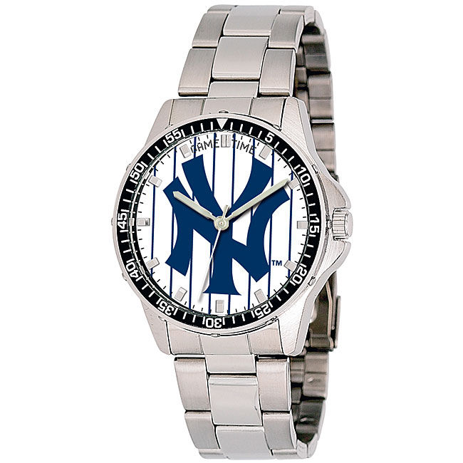 New York Yankees MLB Men's Coach Watch