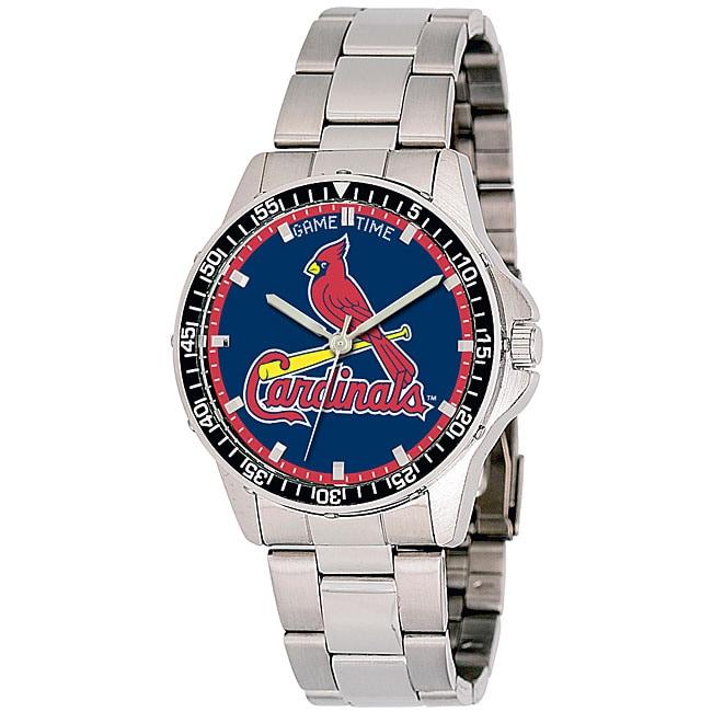 St. Louis Cardinals MLB Men's Coach Watch