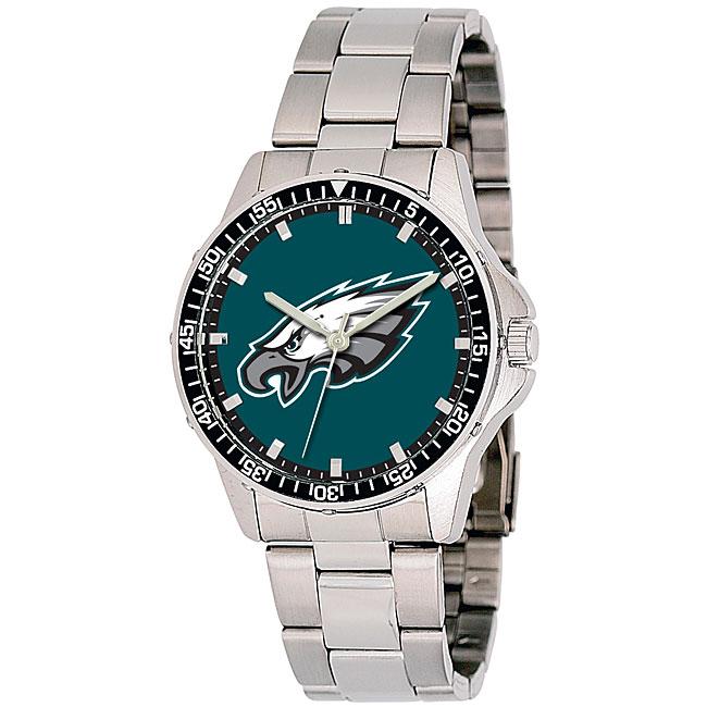 Philadelphia Eagles NFL Men's Coach Watch