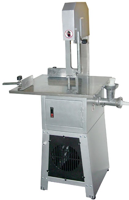 TD Industrial Meat Saw with Meat Grinder