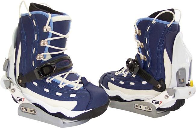 Oxygen Snowboard Step-in System