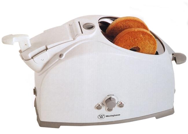 Westinghouse WST3001W Toaster Slicer