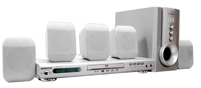 Protron PDS-2315 5.1 Dolby Sound System