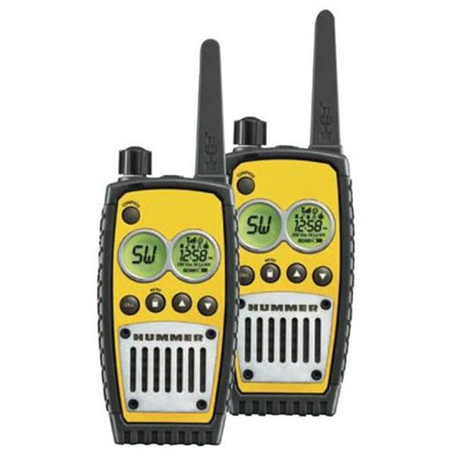 Hummer HUM 1200Y GMRS 2 Way Radios 7 Mile (pair)
