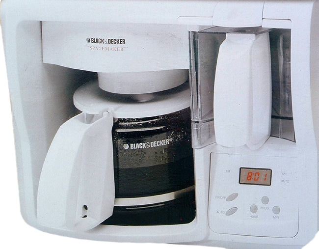black and decker 12 cup programmable coffee maker cm2020b manual