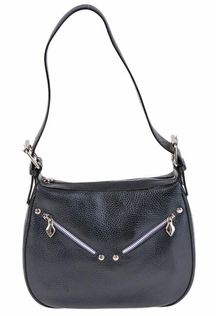 I Santi Diamant Leather Handbag