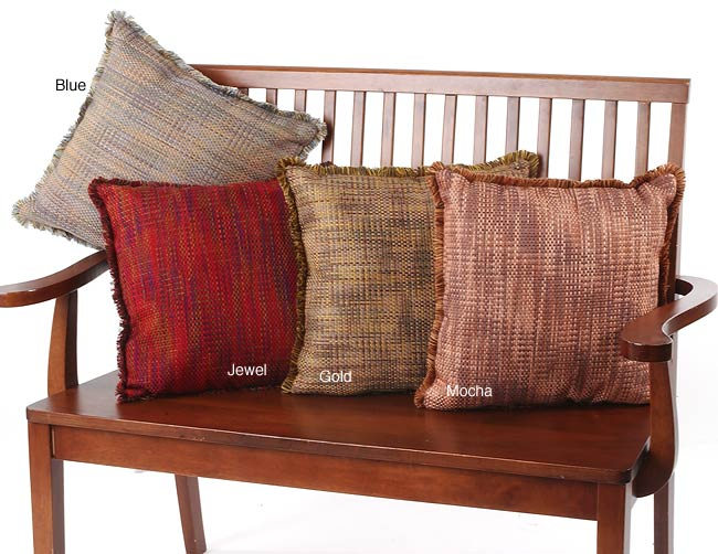 Highland Tweed Throw Pillows (Set of 2)