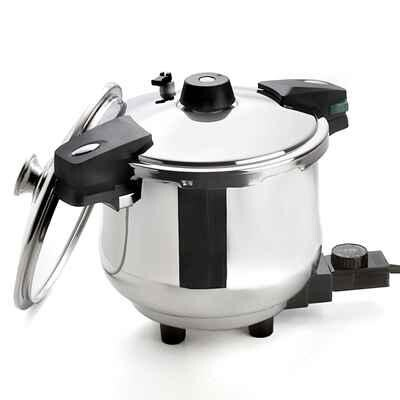 Wolfgang Puck 7.5-qt. Pressure Cooker (Refurbished)