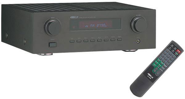 KLH Audio 200-watt 2.0-channel Stereo Receiver (Refurbished)