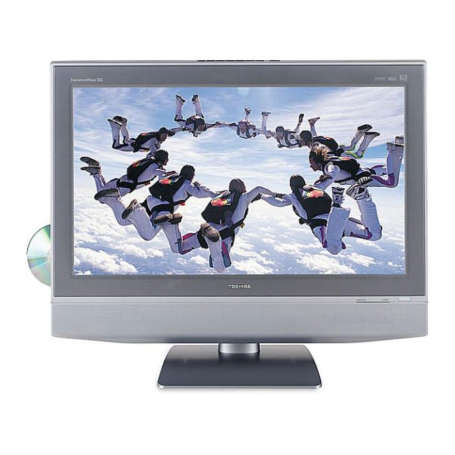 Toshiba 27HLV95 27-inch LCD HDTV with DVD Player (Refurbished)