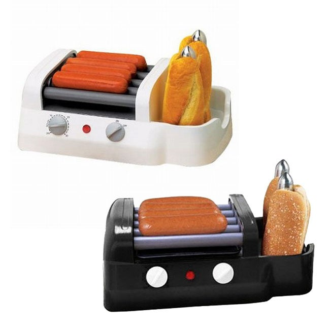 hot dog rotisserie roller grill machine 10223162. Black Bedroom Furniture Sets. Home Design Ideas