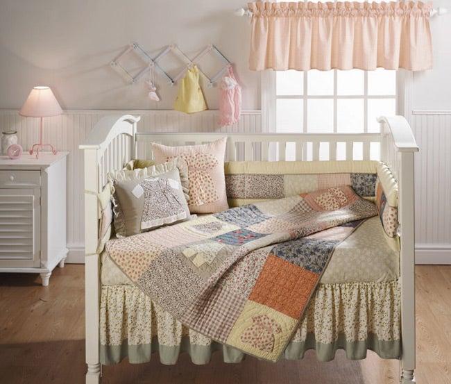 Dress Up 4-piece Crib Set