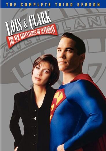 Lois & Clark: The Complete Third Season (DVD)