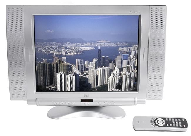 Syntax Olevia LT20HVK 20-inch Flat Panel LCD TV (Refurbished)
