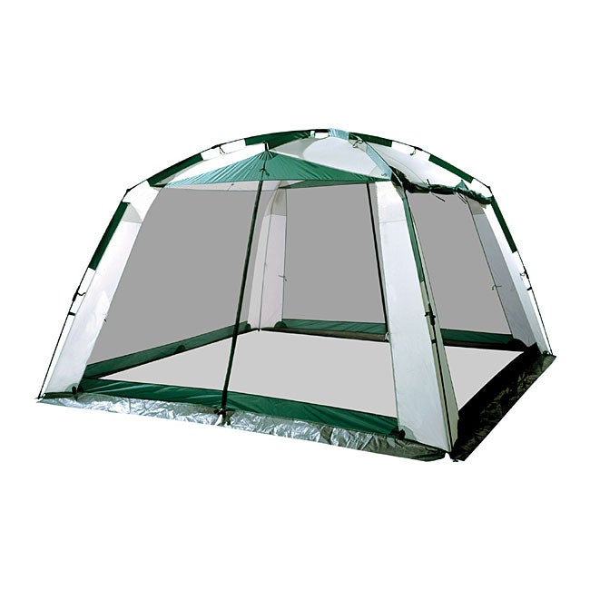 avid outdoor screen tent instructions