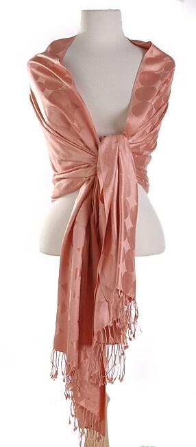 Ahujasons Hand-woven Silk Scarf