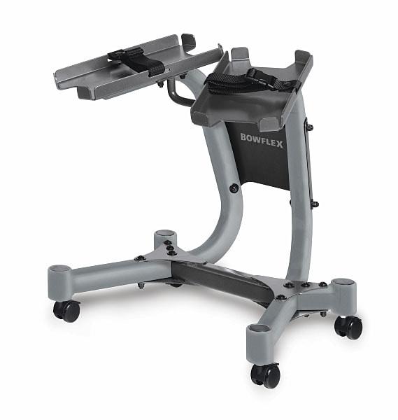 Bowflex Adjustable Dumbbells Used: Bowflex SelectTech 552 Stand (Refurbished)