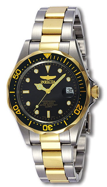 Invicta Men's 8934 Pro Diver GQ Two-tone Watch