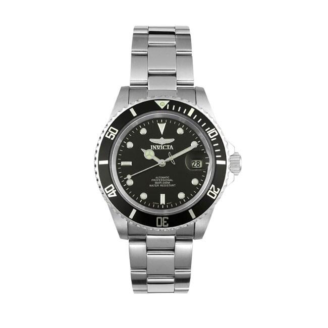 Invicta Mens Automatic Pro Diver S2 Watch