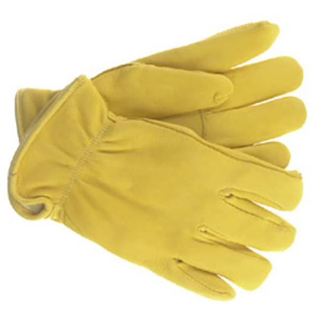 DaxxDeerskin Work Gloves with Thinsulate