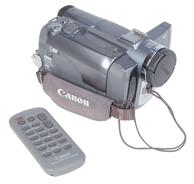 Canon Elura 80 Minidv