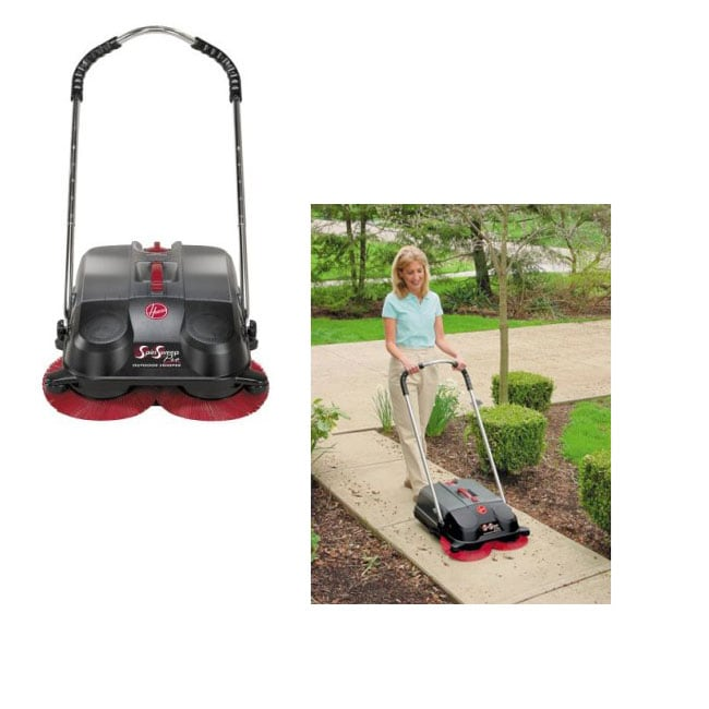 Hoover Spinsweep Pro Outdoor Sweeper 10380180