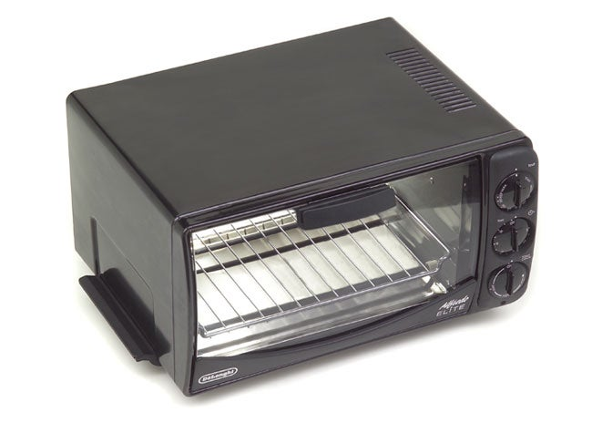 Delonghi Alfredo Elite Toaster Oven with Broiler (Refurbished)