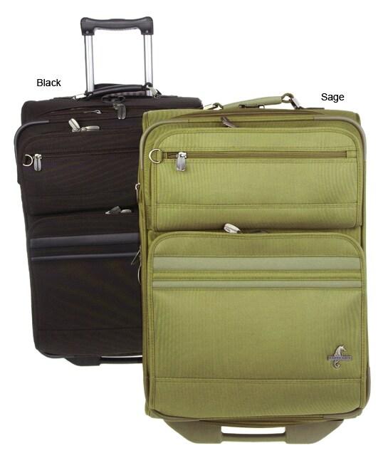 Atlantic Pro V 24-inch Upright Suitcase