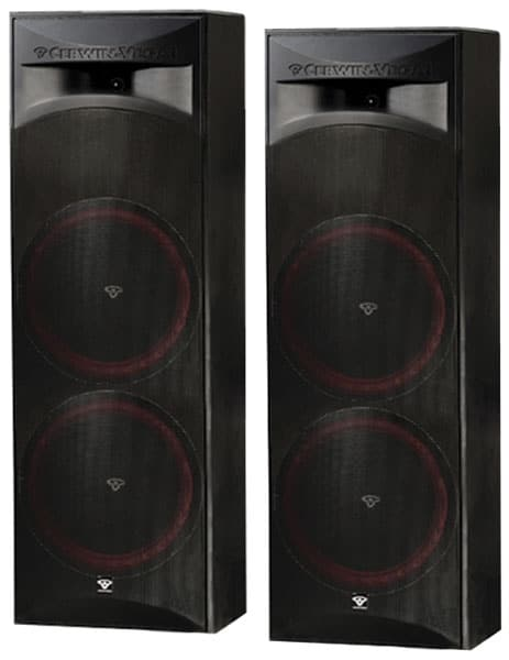 Cerwin Vega CLS215 15-inch 3-way Tower Speakers - 10399227 ...