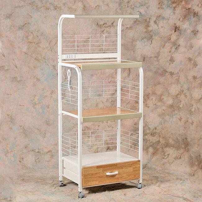 Four Shelf Microwave Stand
