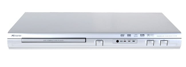 Memorex MVD2022 Progressive Scan DVD Player Refurbished