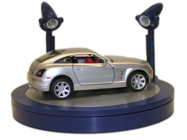 Infrared 1:32 Diecast Chrysler Crossfire RC Car