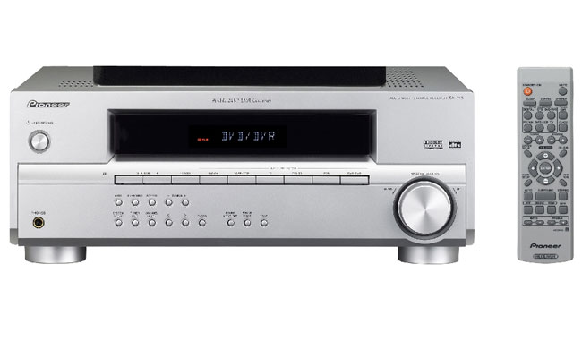 Pioneer SX-315 Audio Multi-Channel Receiver (Refurbished)