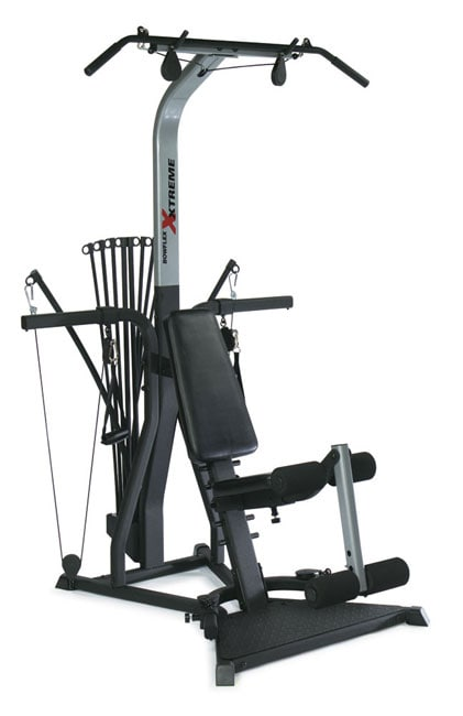 bow flex exercise machine