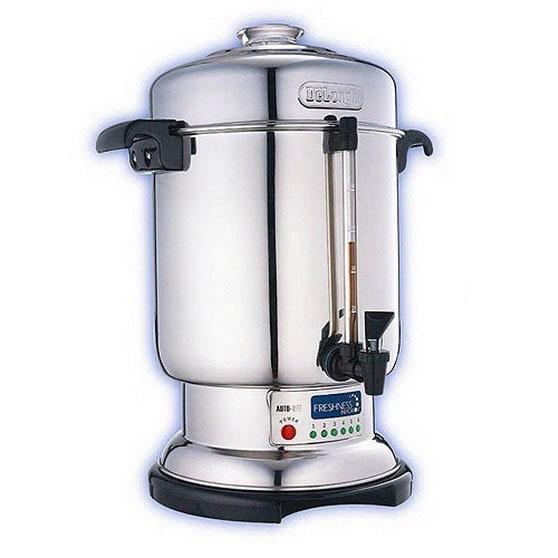 Delonghi Ultimate Coffee Urn 20-60 Cup Capacity (Refurbished)