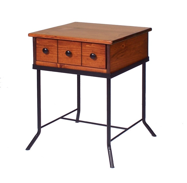 Apothecary End Table