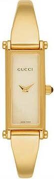 Gucci 1500 Women's Petite Size Bangle Watch