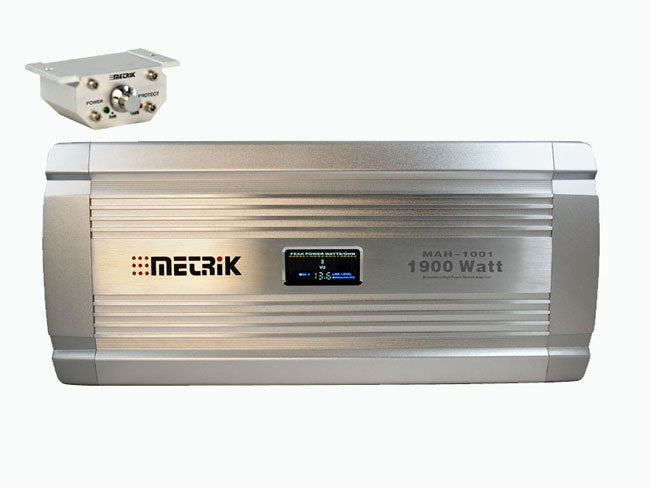 Metrik MAH-1001 1900-watt Monoblock Amplifier