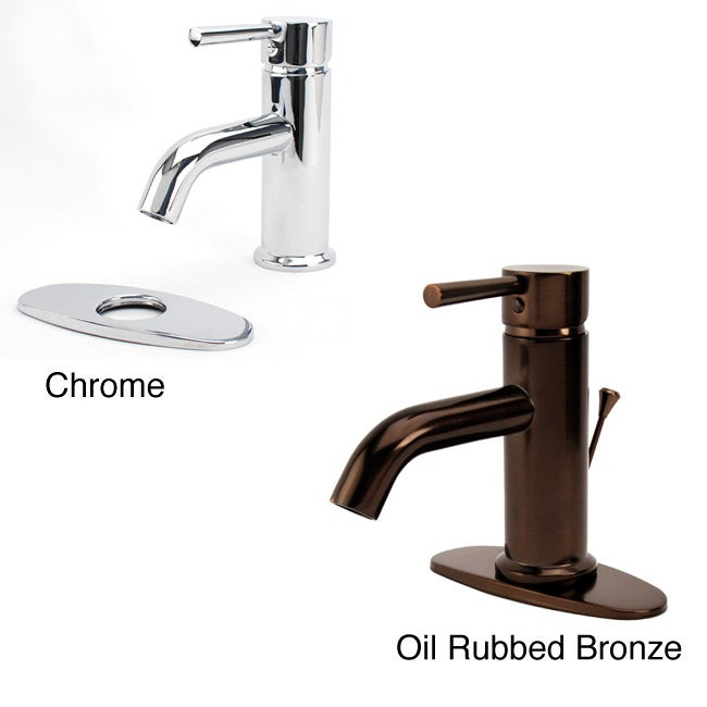 Fontaine Riviera Centerset Bathroom Sink Faucet